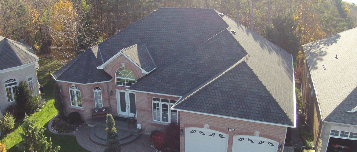 Lifetime Warranty on Shingles
